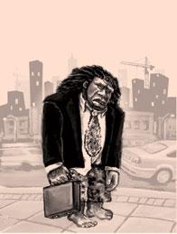 Healing The Unhappy Caveman